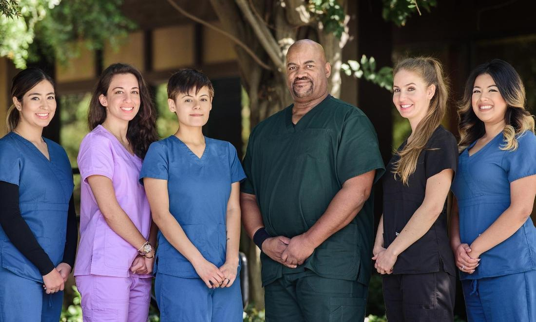 Entire team at Advanced Dentistry by Design in 95133